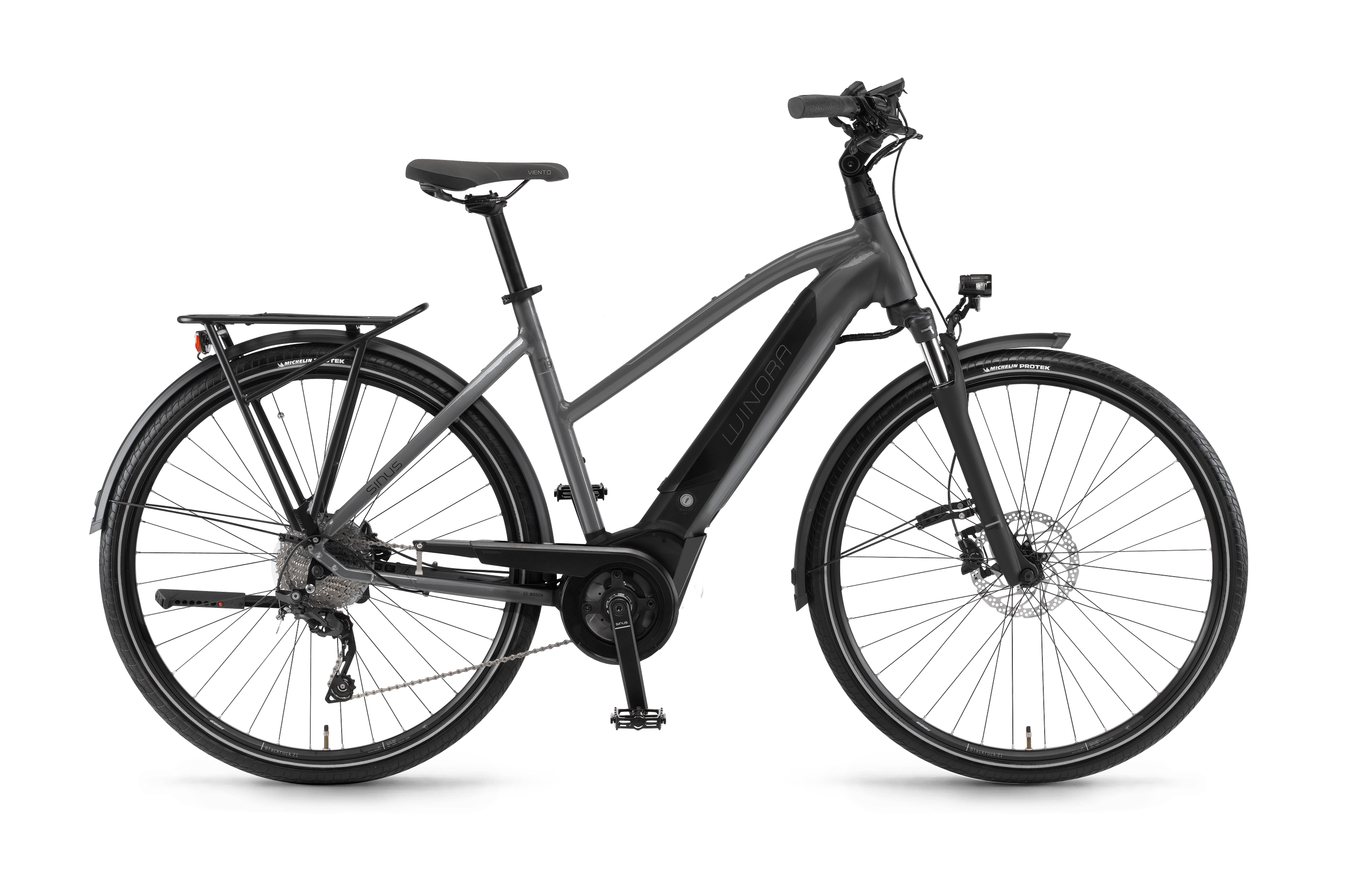 Winora electric Bicycles in Torre del Mar