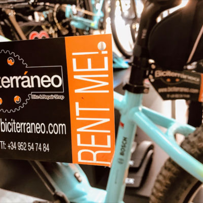 bike rent torre del mar